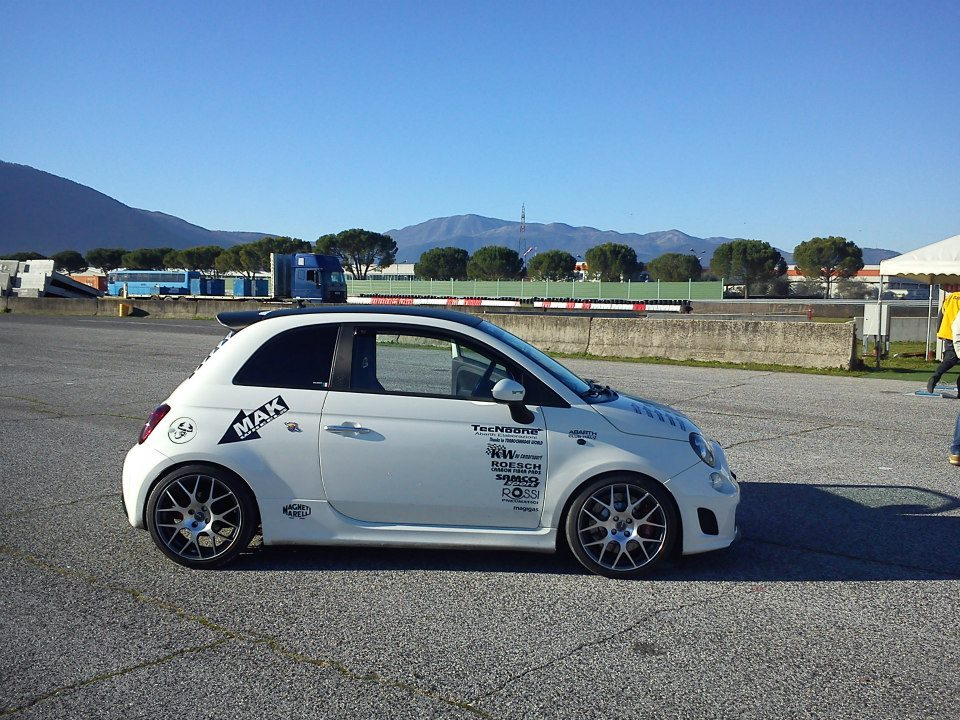 Eshop Fiat 500 Abarth Kit 218 Cv