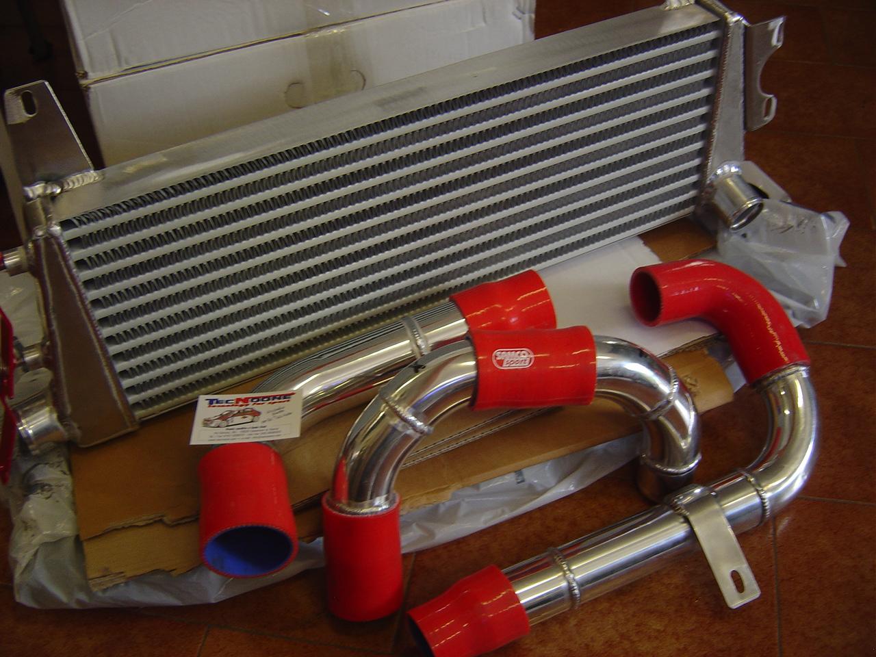 Eshop Intercooler 500 Abarth Max Litraggio